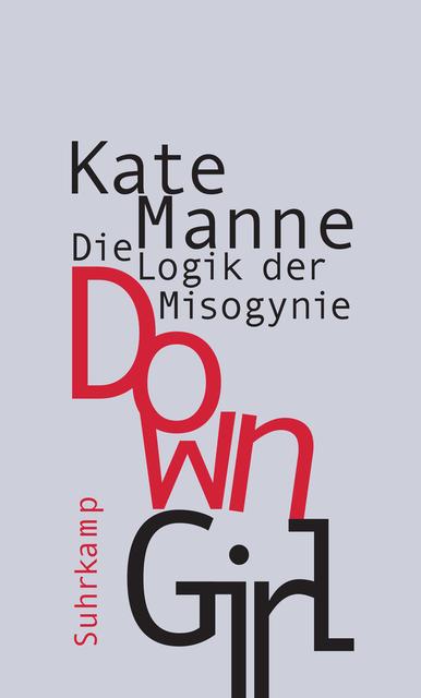 Cover des Buches Die Logik der Misogynie von Kate Manne