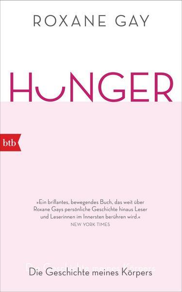 Roxane Gay - Hunger Cover