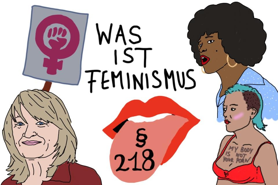 Was ist Feminismus?