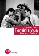 """Cover des Buches """"Feminismus"""" von Margret Karsch."""